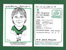 Plymouth Argyle David Phillips 8